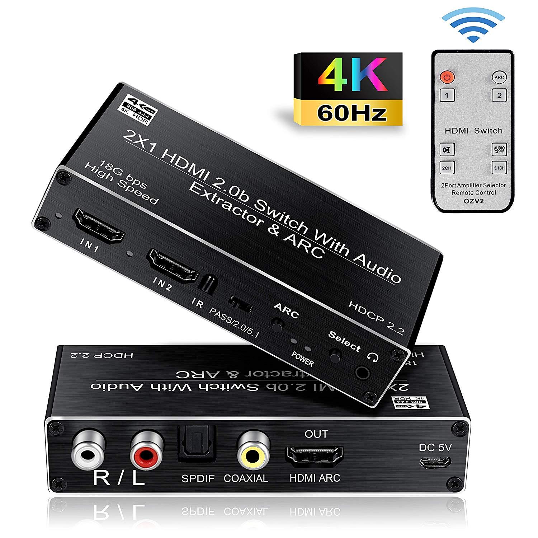 HDMI Switch Splitter - avedio links
